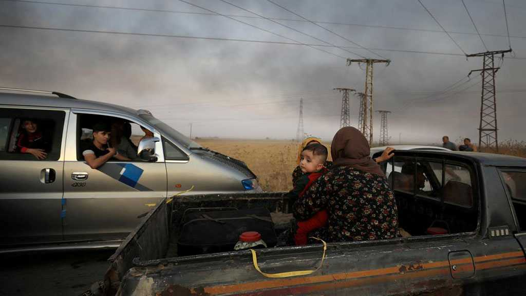 UN World Food Program: 100k+ People Displaced amid Violence in Syria