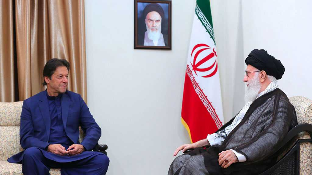 Imam Khamenei Receives Pakistani PM Khan: Proper End to Yemen War Can Have Positive Impact on Region