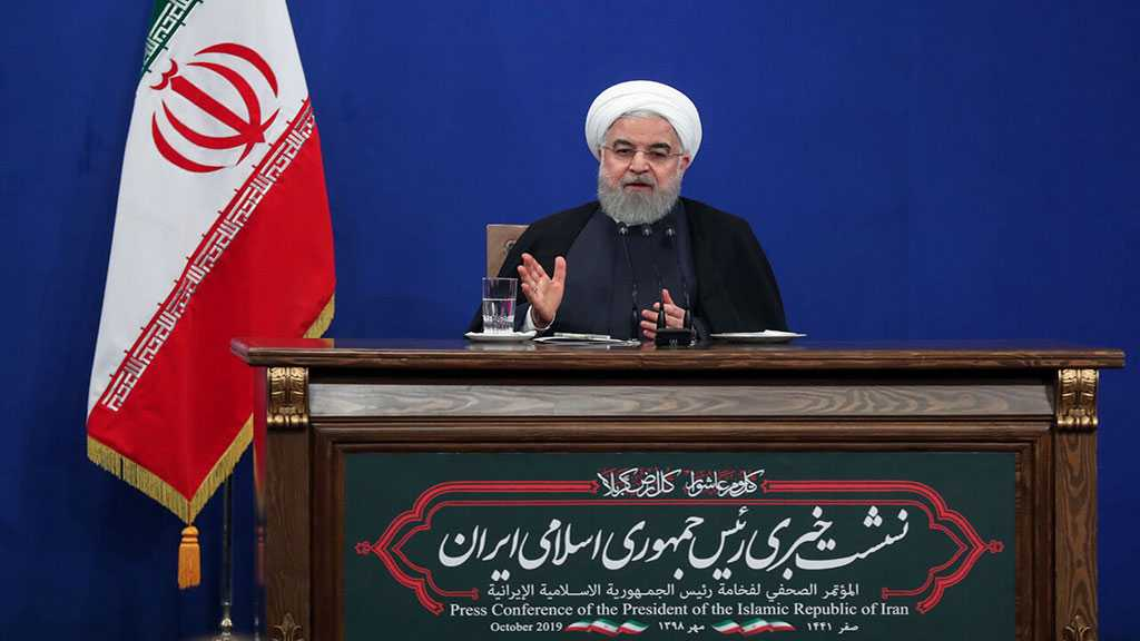 Iran Has Ridden Out Sanctions Storm - Rouhani