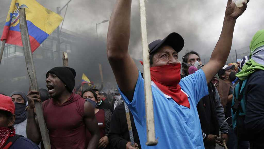 Death Toll from Ecuador Protests Rises, Almost 1,200 Detained