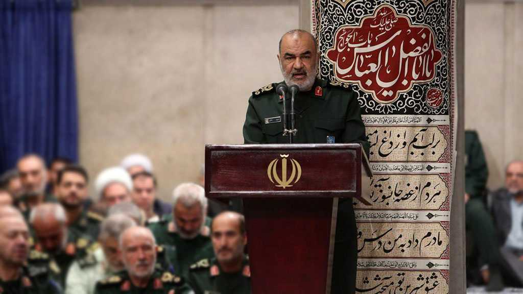 IRGC Cmdr.: Iran Defeating Enemies