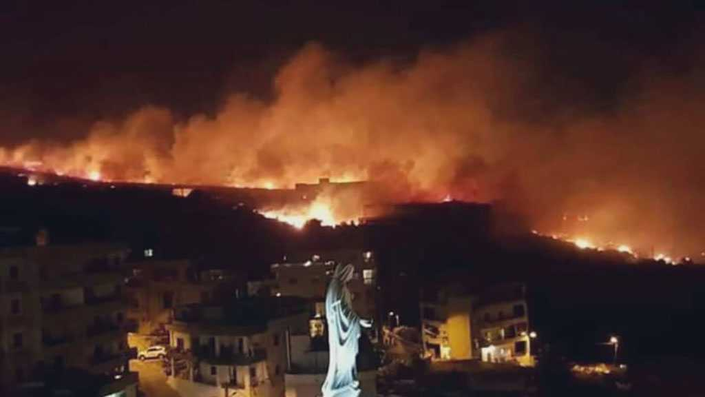 Lebanon Fires: State Fails to Fight Blaze, Demands Cypriot Help