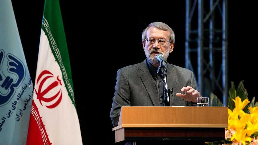 Larijani: US Hindering Settlement of Iran-Saudi Tensions
