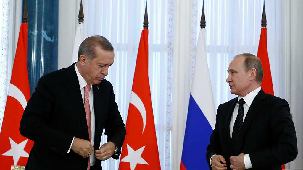Putin Invites Erdogan to Russia as Turkey Advances in Syria