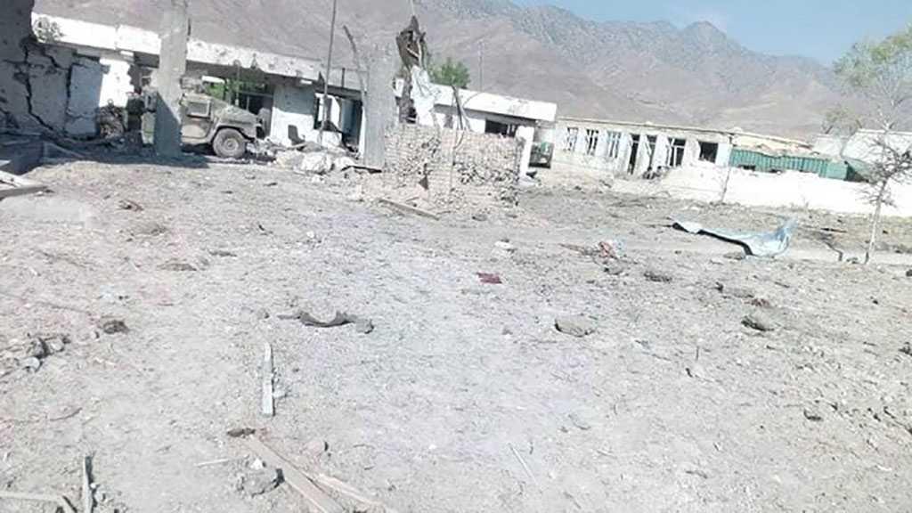 Afghanistan: Taliban Truck Bomb Kills At Least Three, Wounds Dozens