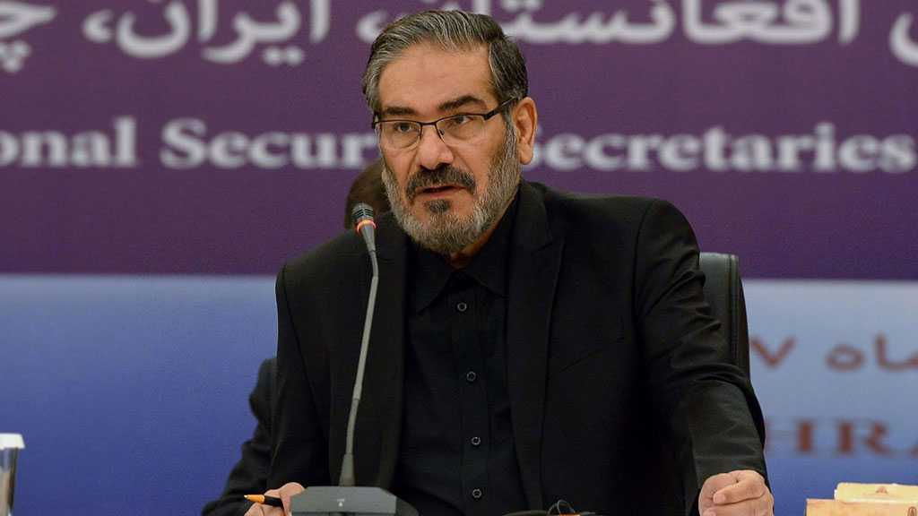 Iran's Shamkhani Vows Harsh Response to Those behind Tanker Attack