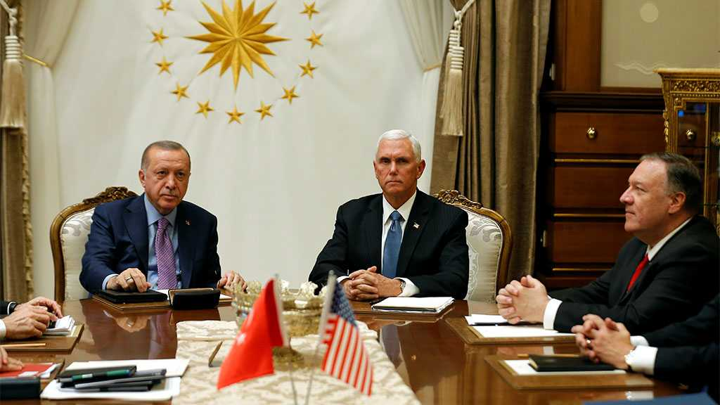 Turkey, US Agree To 120-hour Ceasefire in Syria