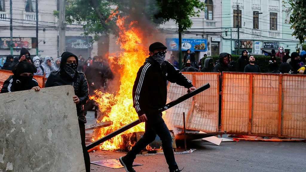 Local Authorities: Death Toll from Riots in Chile Rises to 10