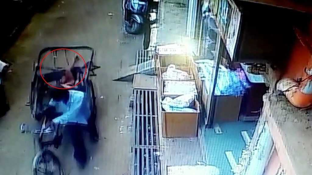Toddler Miraculously Survives Fall from Balcony Landing on Passing Rickshaw