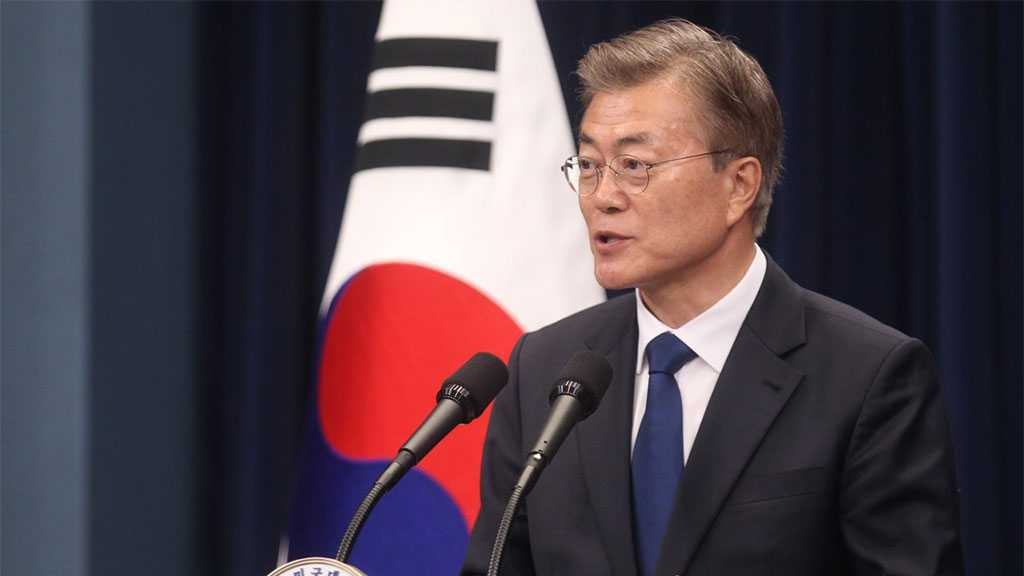 Koreas: South's Moon Ups Military Spending, Urges North to Talk