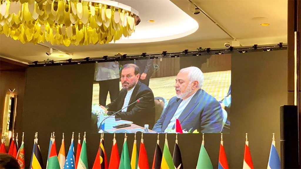 Zarif Slams US Addiction to Sanctions, Economic Terror