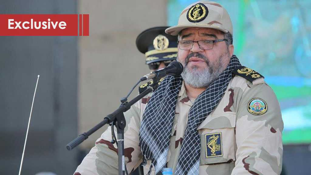 'We Foiled the Enemy's Plots', Head of Iran's Civil Defense Organization Tells Al-Ahed