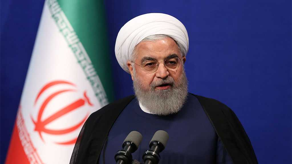 US Plots to Isolate Iran Have Failed- Rouhani