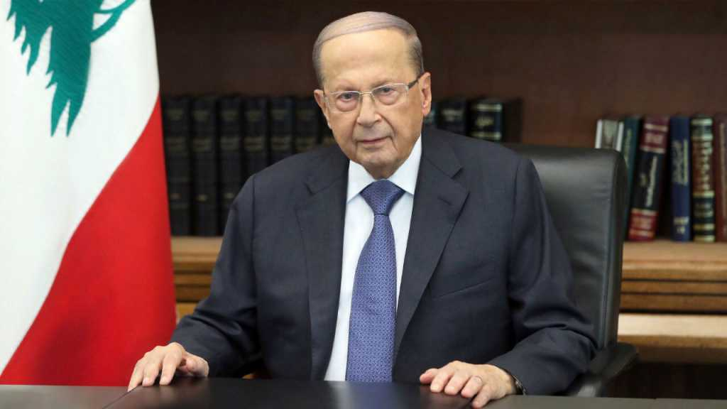 Lebanese President Says Ready to Dialogue with Protesters, Vows Thieves will Be Held Accountable