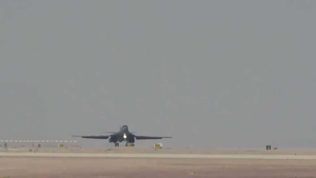 US Supersonic Bombers Land in Saudi Arabia