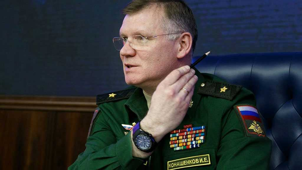 Russian MoD Explains What US Really Does to Syrian Oil