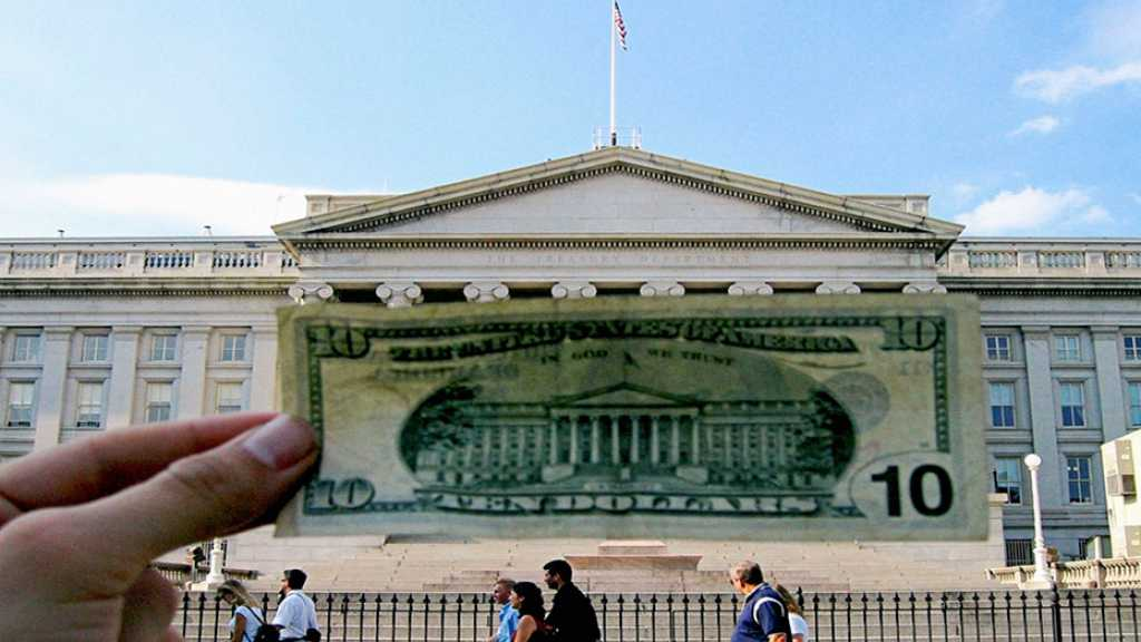 US Budget Deficit Soars to Almost $1 Trillion