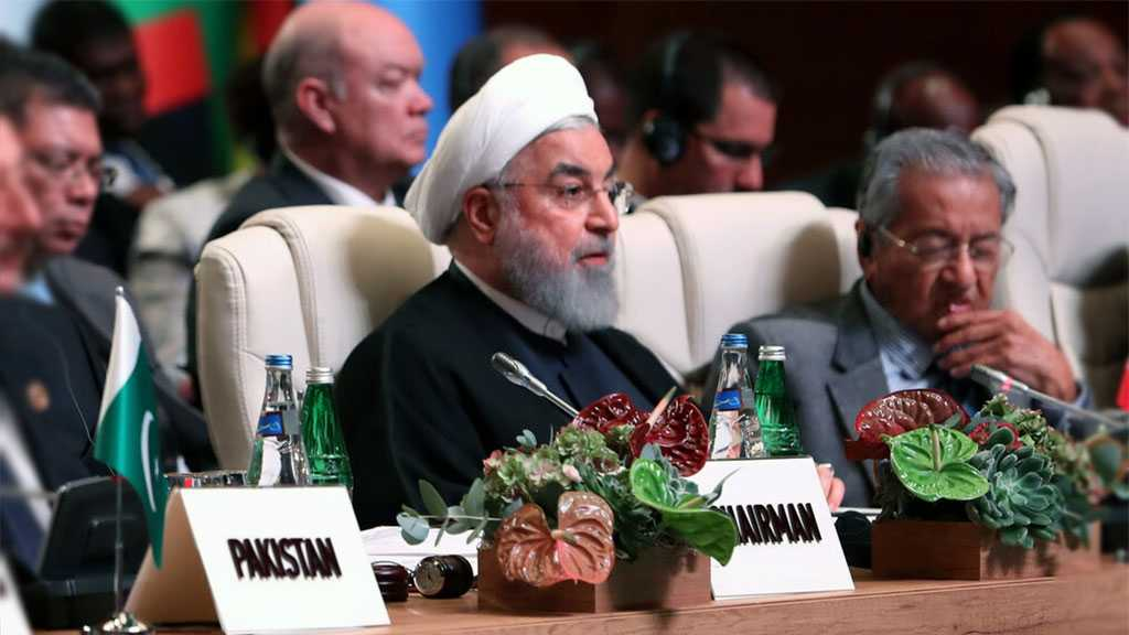 Rouhani: Arrogant Powers Have No Choice in Face of Iran, Cuba but to Surrender
