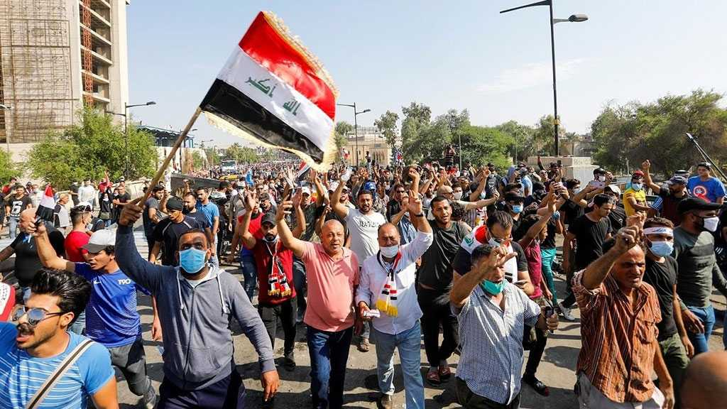 Four Iraqi Lawmakers Resign amid New Rallies