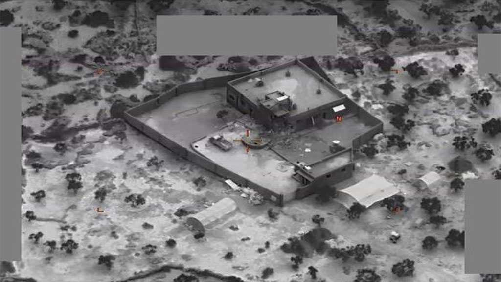 Pentagon Releases Images, Video from Baghdadi Raid
