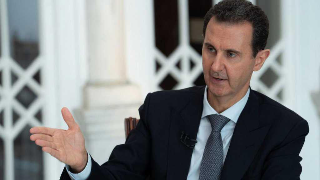 Assad: Liberating Northern Syria 'Ultimate Goal'