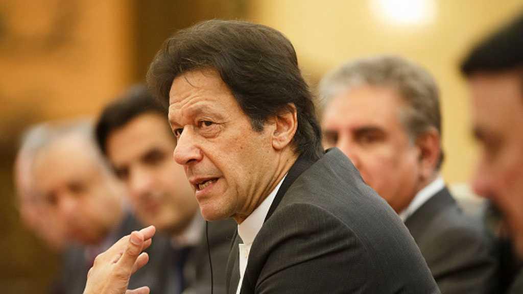 Pakistanis Rally Demanding Imran Khan's Resignation