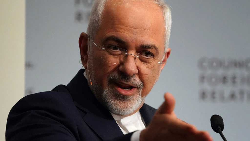 Zarif Urges Washington to Return to JCPOA
