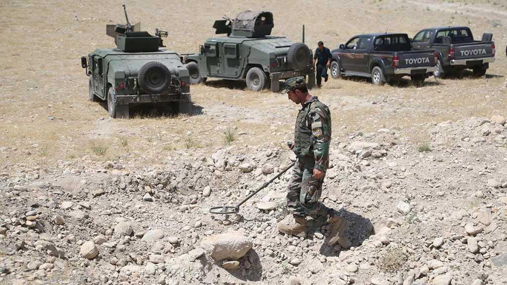 Nine Children Killed In Afghanistan Mine Blast