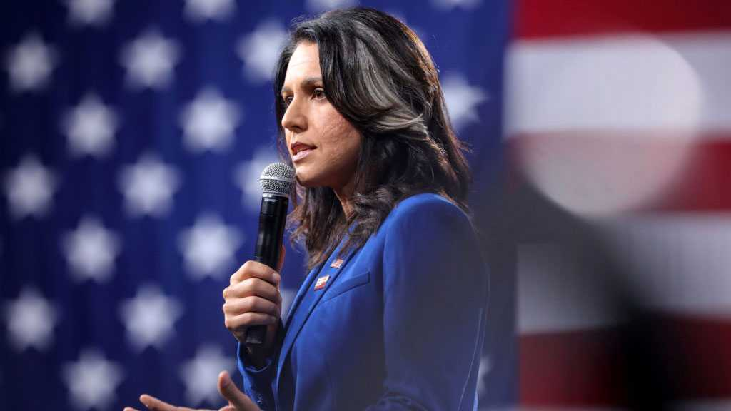 Rep. Gabbard Accuses Trump of Wanting to Seize Syrian Oil