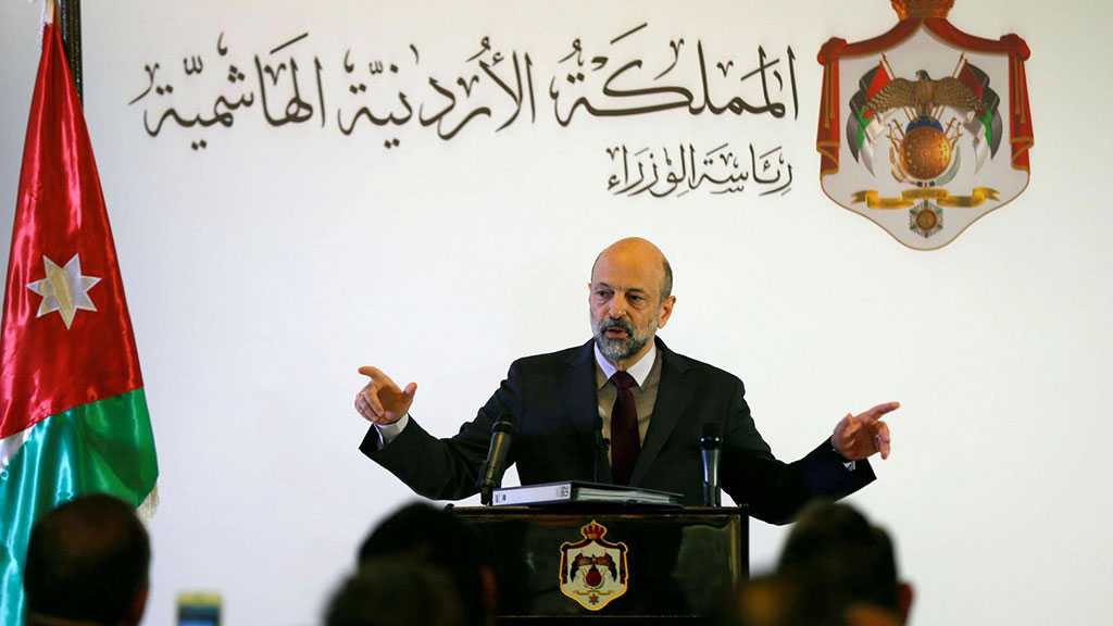 Jordan Gov't Resigns Ahead of Reshuffle