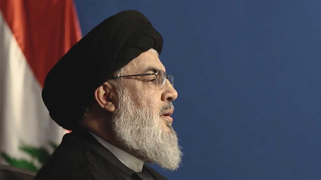 Sayyed Nasrallah: Resistance Committed to Defending the Country Regardless of All Internal Developments