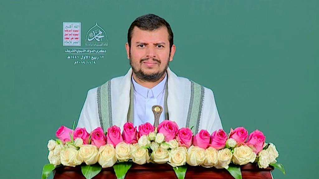 Ansarullah Leader Warns 'Israelis' about Yemenis' Determination to Respond to Attacks against Yemen