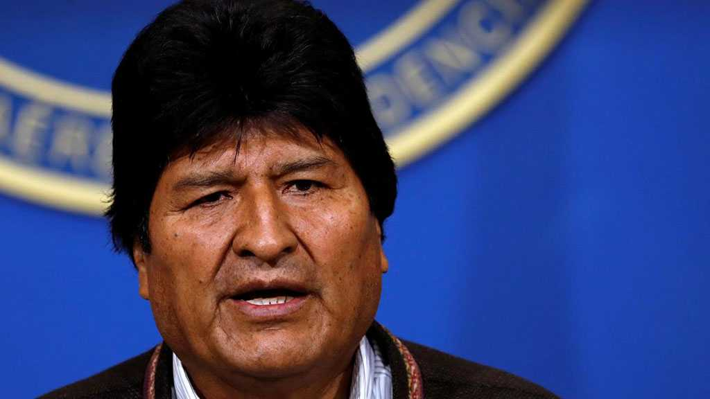 Bolivia's Morales Leaving for Mexico, But Will Return «With More Strength»