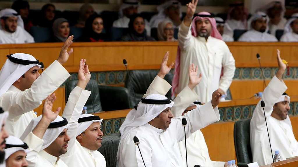 Kuwait Gov't Resigns, Emir Says No Intention of Dissolving Parliament