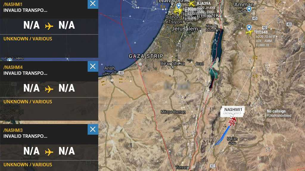 Is Jordan Flying With «Israeli» Air Force While Gaza Is Being Bombed?