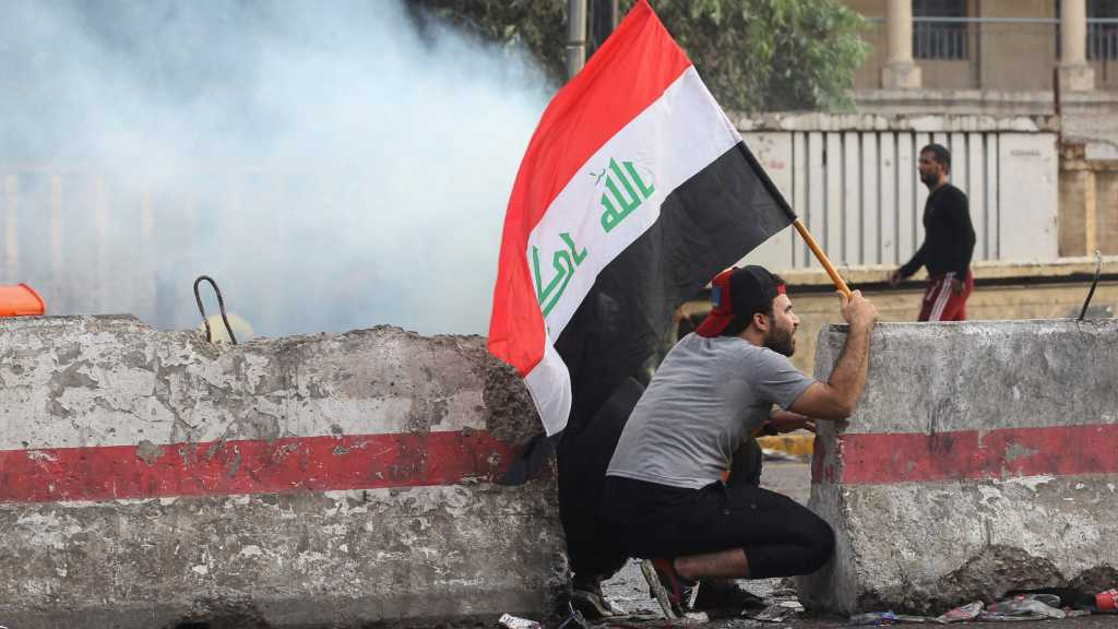 Iraqi Defense Minister: '3rd Party' Behind Killing Protesters with Deadly Smoke Canisters