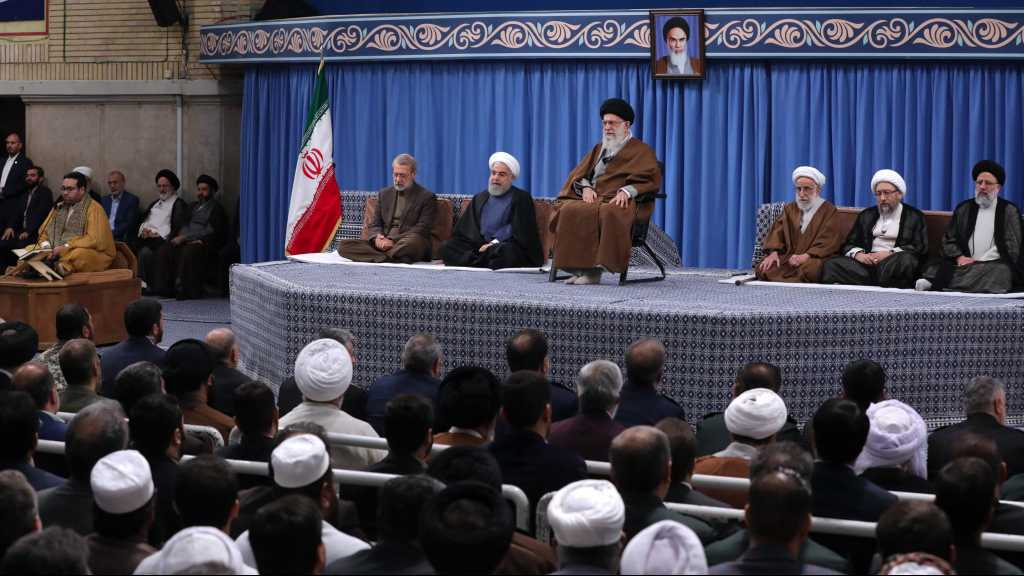 Imam Khamenei: Iran to Keep Helping Palestinians against 'Israel', It Is the Duty of the Muslim World
