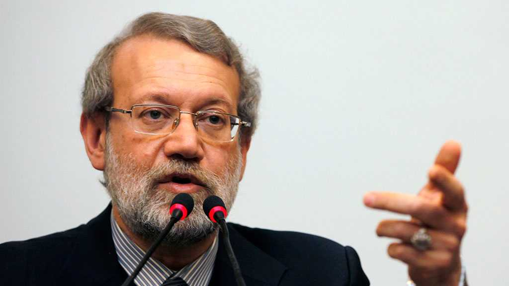 US After Nothing but Unrest in Iran: Larijani
