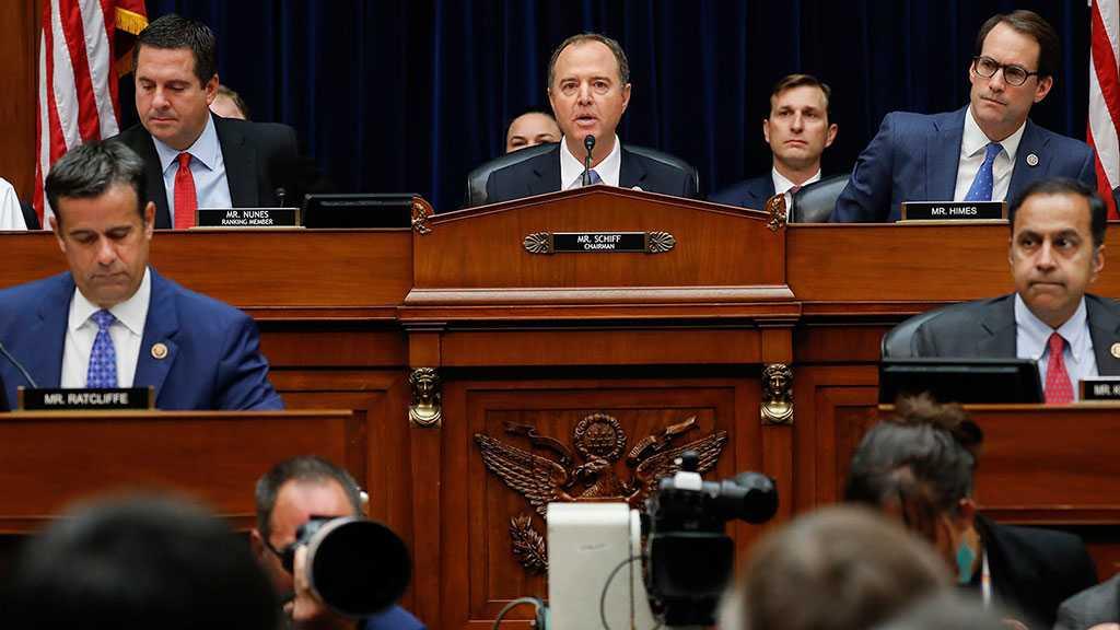 House Dems Publish Transcripts in Trump Impeachment Probe