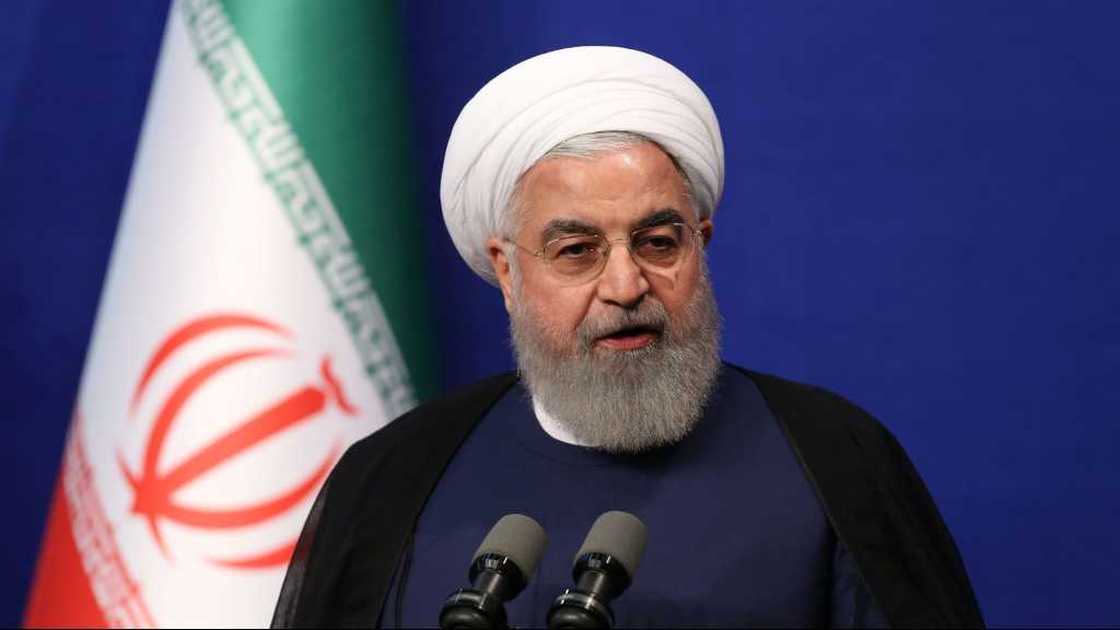 Iranians Passed another Historic Test, Rouhani Tells of Riots
