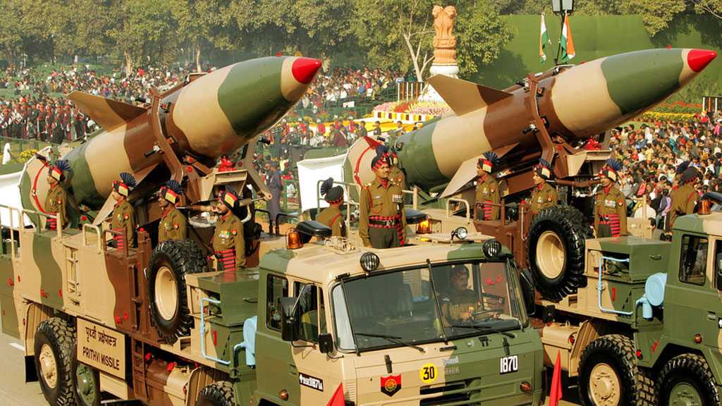 India Successfully Test-Fires Nuclear-Capable Missiles