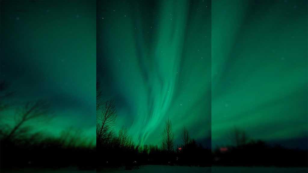 Solar Explosions Create Aurora Borealis in Parts of US, Canada
