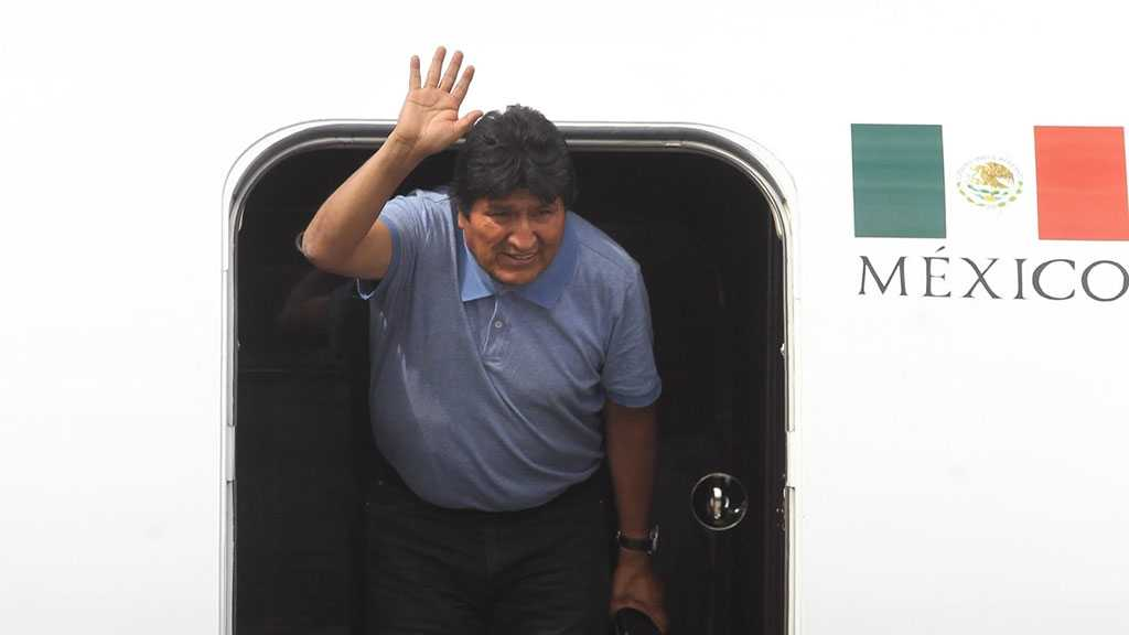 Morales Says Wants to Return to Bolivia, Needs Security Guarantees from Interim Gov't