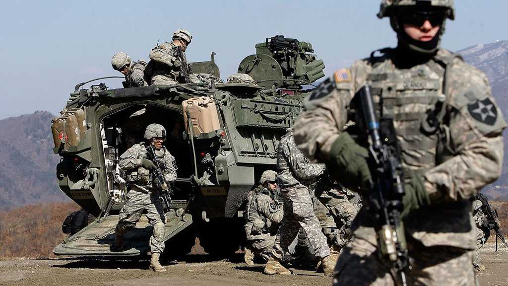 Pentagon Dismissed Reports US Is Considering Pulling Troops from S Korea