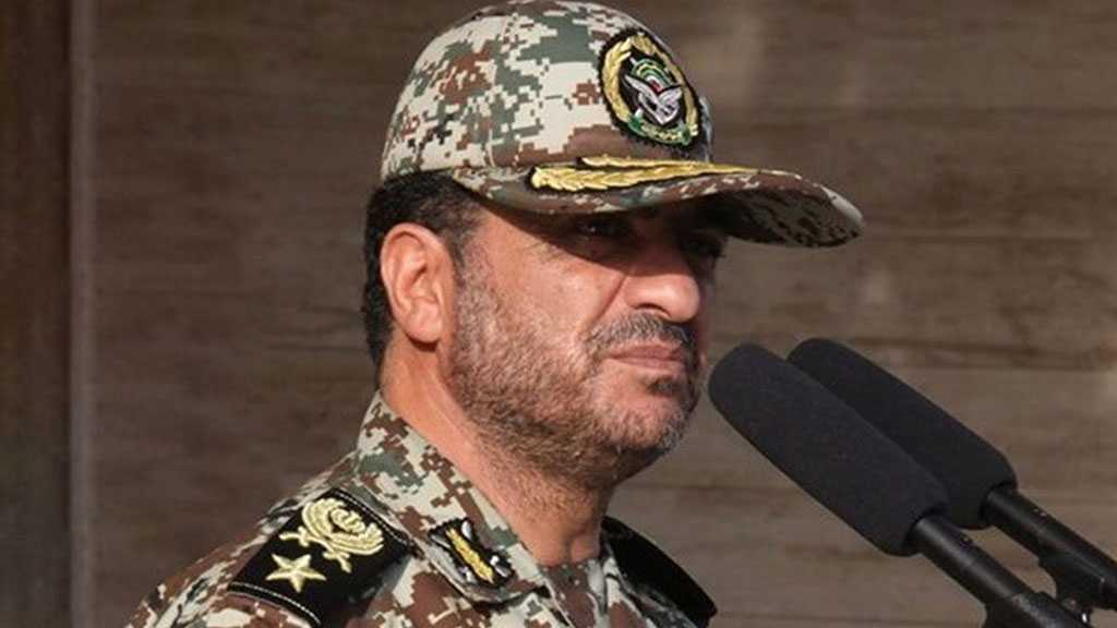 Iran Drills: Commander Warns against Violation of Country's Airspace