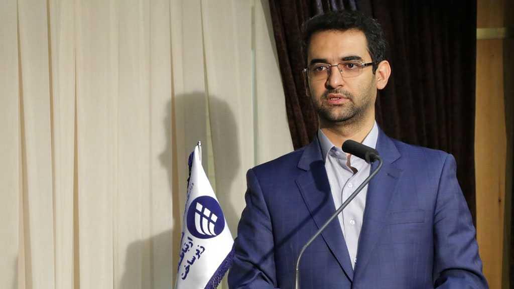 ICT Minister Vows to Block US Bid to Prohibit Iran's Development