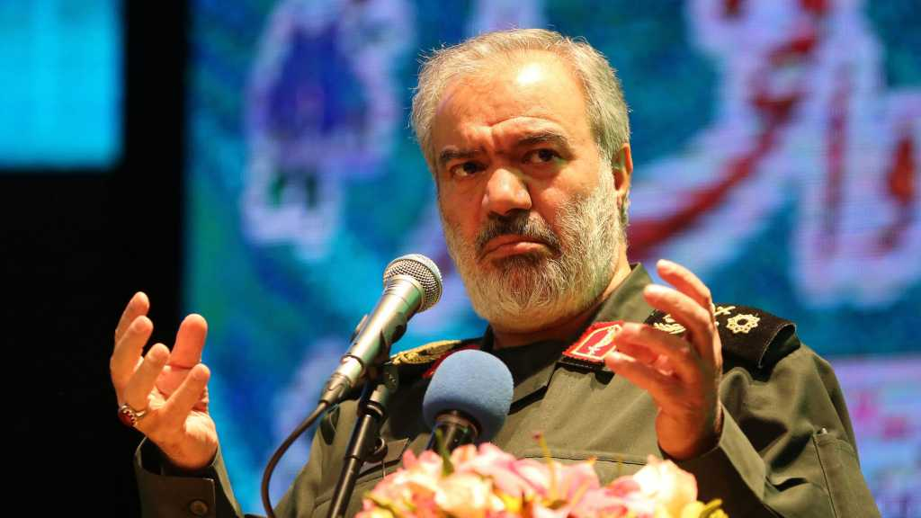 US Played Blatant Role in Iran's Recent Riots – IRGC Second-in-command