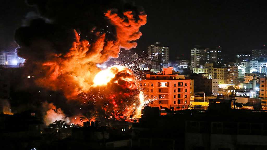 'Israel' Bombs Gaza After Anti-settlement Protests Across Palestine