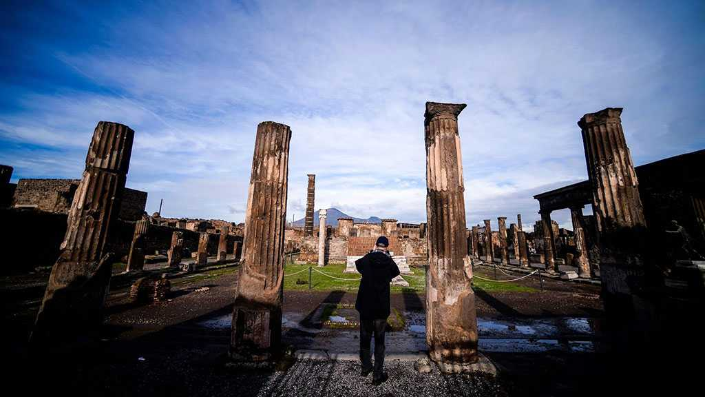 Pompeii's Grand Baths Unveiled