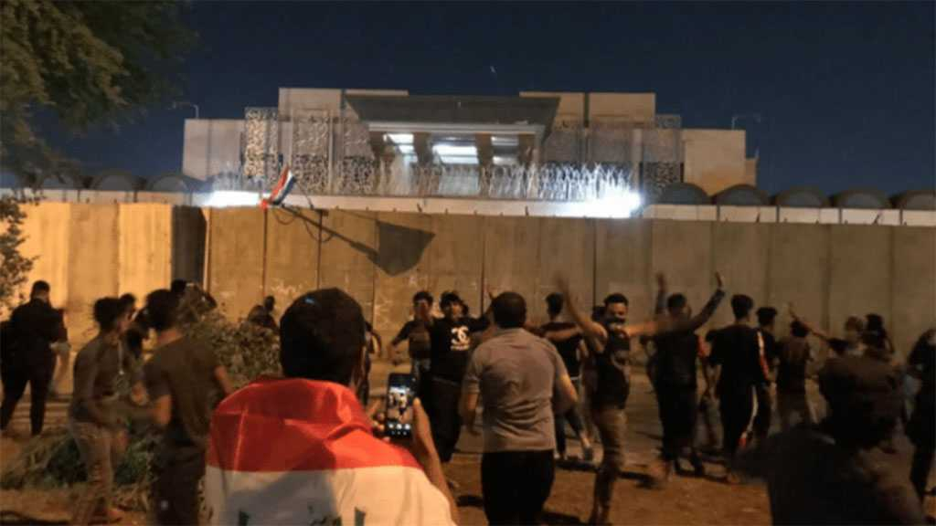 Tehran, Baghdad Condemn Attack on Iran Consulate in Najaf